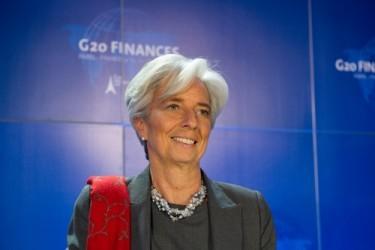 Lagarde: L'FMI parteciperà solo a un piano
