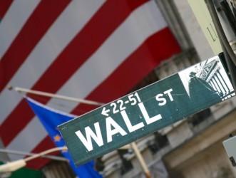 Wall Street apre in rosso, pesano trimestrali sotto attese