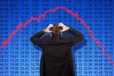 Borsa Milano: ancora una seduta da dimenticare, FTSE MIB -2,8%