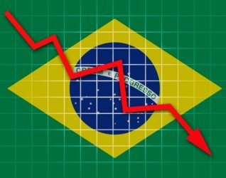 Il Brasile entra in recessione, PIL -1,9% nel secondo trimestre