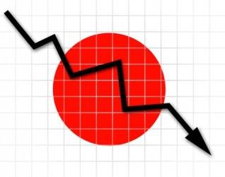 La Borsa di Tokyo affonda, peggior seduta da due anni