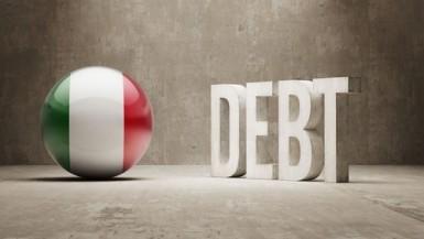 Bankitalia: Il debito pubblico scende a luglio sotto 2.200 miliardi