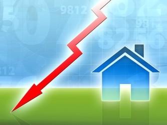 USA, vendite case esistenti -4,8%, peggio di attese