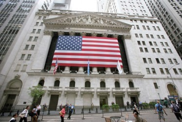 Wall Street riduce i rialzi, Dow Jones +0,5%