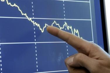 Borsa Milano prosegue negativa, FTSE MIB -0,6% a metà giornata