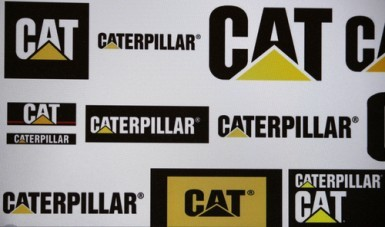 Caterpillar taglia le stime di utile per il 2015