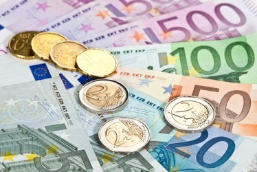 Eurozona, massa monetaria M3 stabile +4,9% a settembre