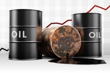 Il petrolio balza ai massimi da cinque settimane