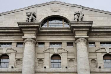 La Borsa di Milano parte in moderato rialzo