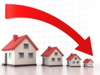 USA: Le vendite di case in corso calano ai minimi da gennaio