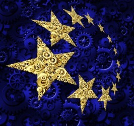 Eurozona, inattesa accelerazione del settore manifatturiero in ottobre