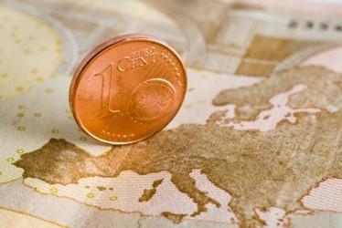Eurozona, inflazione ottobre rivista a +0,1%
