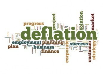 Regno Unito: L'inflazione resta negativa