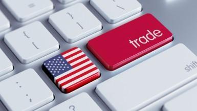 USA, deficit commerciale in forte calo ad ottobre, esportazioni +1,6%