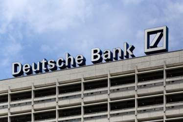 Deutsche Bank annuncia perdita record per il 2015