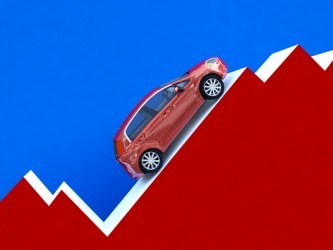 Il mercato europeo dell'auto vola, immatricolazioni dicembre +16,6%