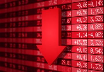 La Borsa di Milano apre in forte flessione
