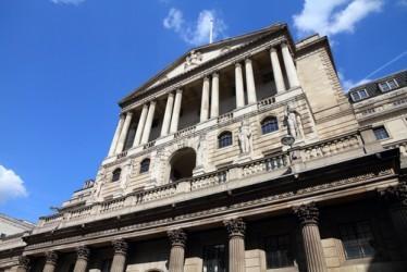 Bank of England rivede al ribasso le sue stime di crescita