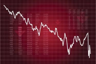 Borsa Milano in rosso a metà giornata, FTSE MIB -1,2%