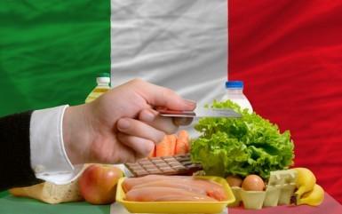 Italia, la fiducia dei consumatori scende più delle attese