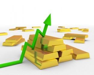 Metalli: L'oro chiude in netto rialzo il miglior mese da quattro anni