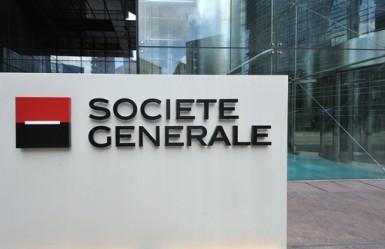Societe Generale, utile quarto trimestre +19,5%, sotto attese