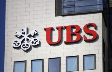 UBS, utile in crescita nel quarto trimestre, sale in dividendo