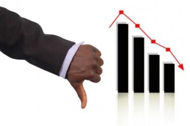 USA: L'indice PMI non manifatturiero scende a sorpresa sotto 50 punti