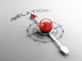 Cina: L'inflazione balza ai massimi da luglio 2014