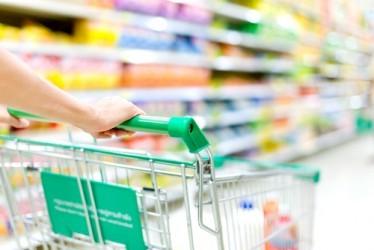 Consumi fermi, vendite al dettaglio invariate a gennaio