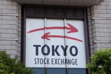 La Borsa di Tokyo chiude positiva, bene i bancari