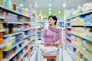USA, consumi in lieve aumento a febbraio
