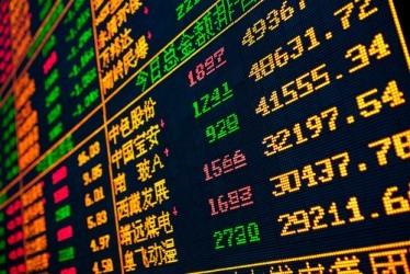 Le borse cinesi scendono leggermente dopo il dato sul PIL