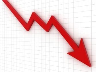 Wall Street prosegue in rosso, Dow Jones -0,6%
