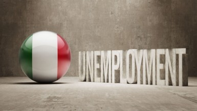 La disoccupazione torna a sorpresa a salire