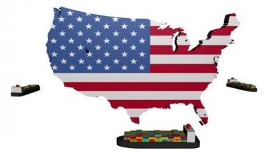 USA: Il deficit commerciale precipita ai minimi da 13 mesi