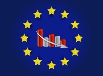 Eurozona, inatteso calo della fiducia economica a giugno