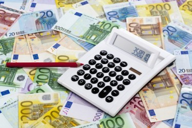 Eurozona, inflazione maggio confermata a -0,1%
