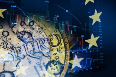 Eurozona, l'inflazione torna positiva a giugno