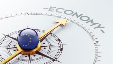 Eurozona, PIL primo trimestre rivisto a +0,6%