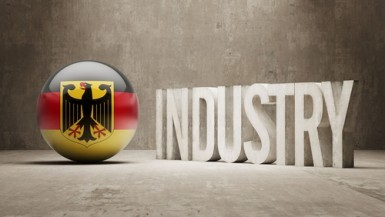 Germania, produzione industriale +0,8% in aprile, sopra attese