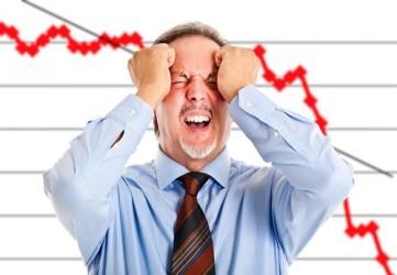 La Borsa di Milano sprofonda con il settore finanziario