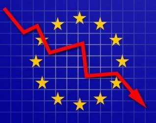 Le borse europee chiudono ancora in forte flessione