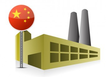 Cina, la produzione industriale accelera a giugno