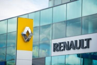Renault, utile operativo in forte aumento nel primo semestre