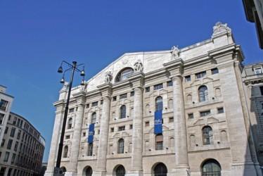 Borsa Milano allunga, Banco Popolare e Banca MPS a due velocità