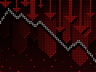 Borse europee: Chiusura in ribasso, male le banche