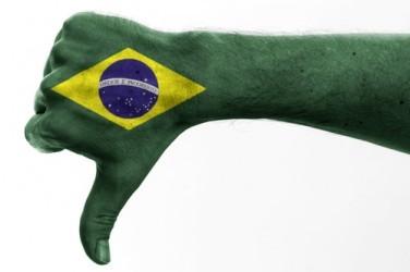 Brasile: Il PIL cala per il sesto trimestre di fila