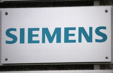 Siemens rivede al rialzo le stime di utile per l'intero esercizio