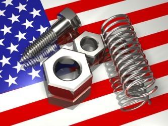 USA, ordinativi all'industria in netto calo, ma meno delle attese